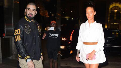 VIDEO Drake souhaite un joyeux anniversaire à Rihanna en plein concert