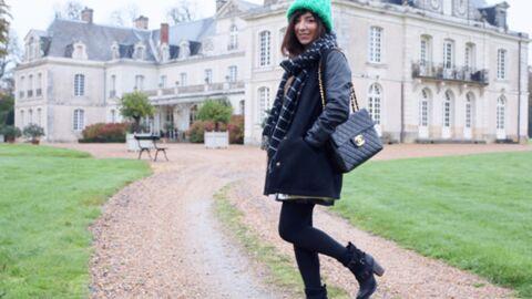 Les conseils de Marieluvpink: réchauffez-vous en gardant un bon look