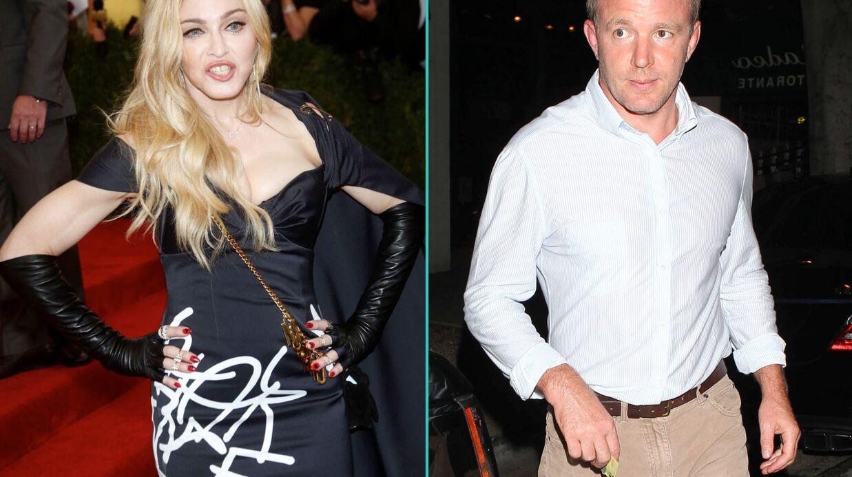 Madonna a-t-elle insulté Guy Ritchie en plein concert? Visiblement, oui…