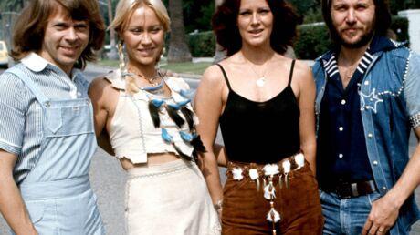PHOTOS Les quatre membres du groupe ABBA réunis pour la première fois depuis sept ans