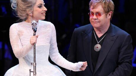 Lady Gaga: Elton John travaille sur son nouvel album