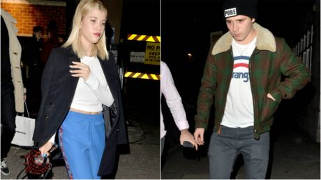 Brooklyn Beckham aperçu très très proche de Sofia Richie, l'ex de Justin Bieber