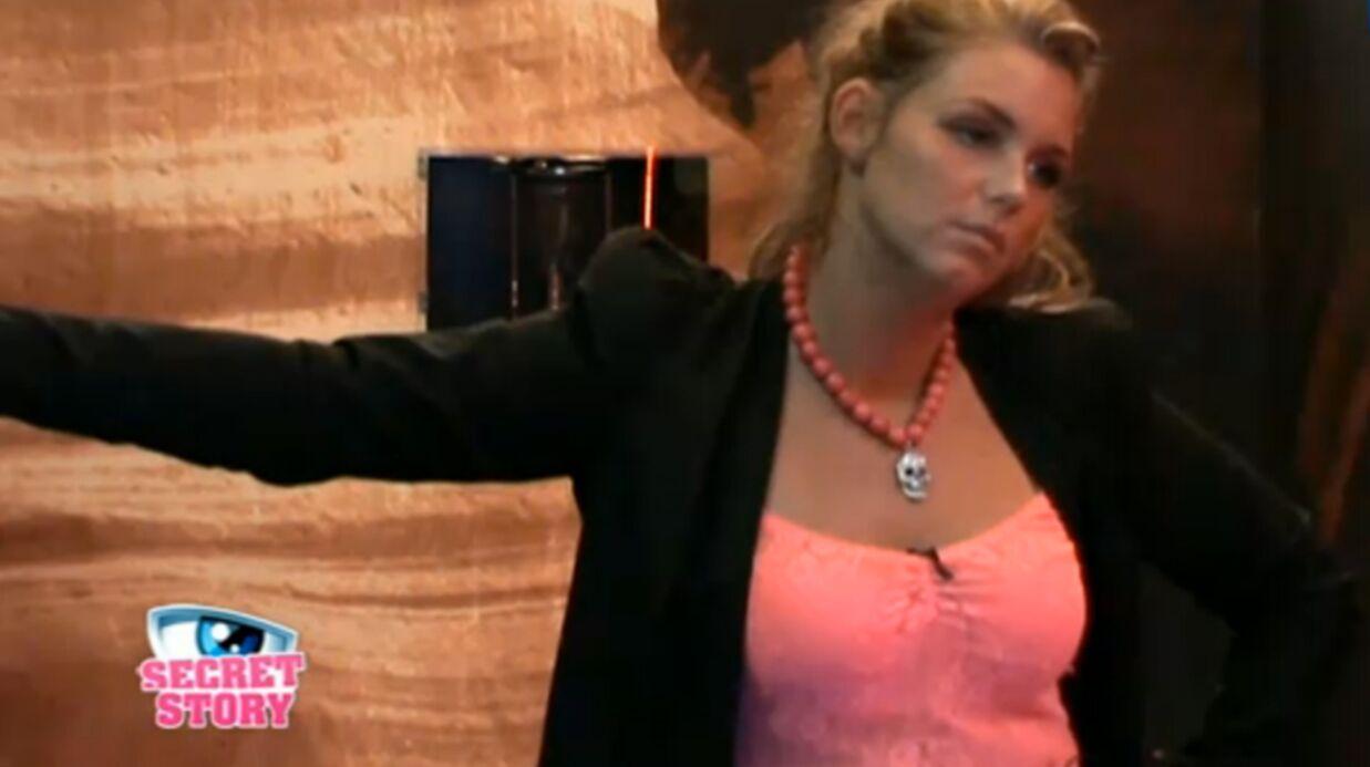VIDEO Secret Story 5: la crise de jalousie de Geof à Aurélie
