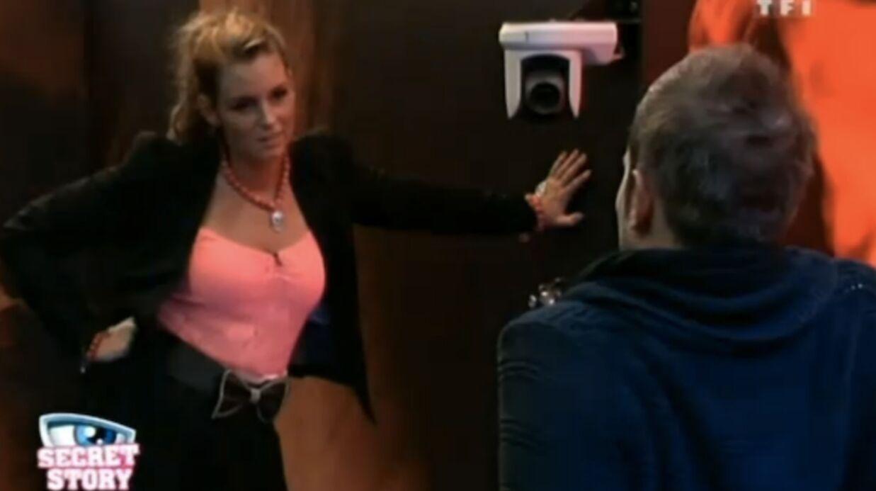 Secret Story 5: Marie se croit dans une telenovela