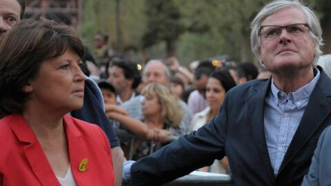 Martine Aubry expose son couple avec Jean-Louis Brochen