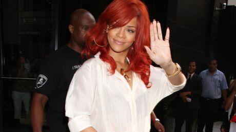 LOOK Rihanna: la simplicité lui va si bien