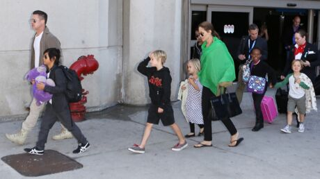 Angelina Jolie: ses six enfants avec elle dans le film Cléopâtre?