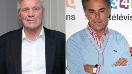 Bruno Masure explose Gérard Holtz, ce «tocard chauvin»