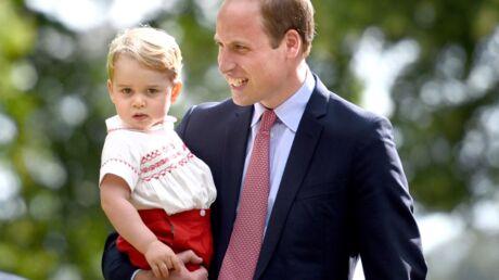 Le prince William pourrait rater l'anniversaire de son fils George demain