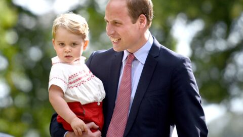 Le prince William pourrait rater l'anniversaire de son fils George demain