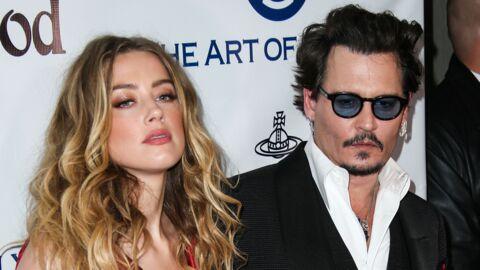 Johnny Depp veut contraindre Amber Heard au silence dans les négociations sur leur divorce