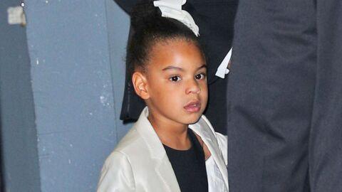 PHOTOS Blue Ivy Carter: la fille de Beyoncé prend la pose, elle est TROP mignonne