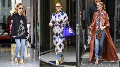 PHOTOS Toujours plus stylée, Céline Dion est la nouvelle icône mode
