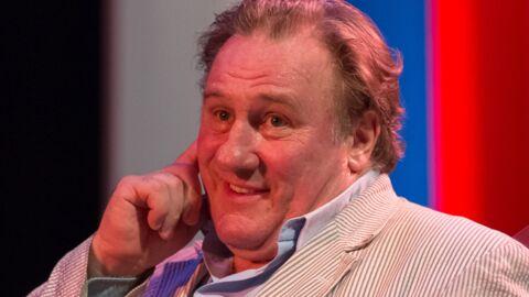 Gérard Depardieu condamné à une suspension de permis et 4 000 euros d'amende