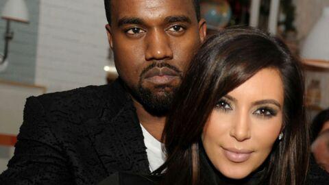 La fille de Kim Kardashian et Kanye West s'appelle…