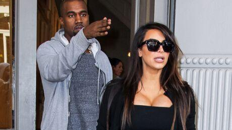 Kim Kardashian et Kanye West: le prénom, ce beau coup médiatique!