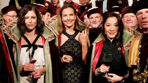 DIAPO Carole Bouquet, Anna Mouglalis et Michelle Yeoh réunies pour l'amour du vin