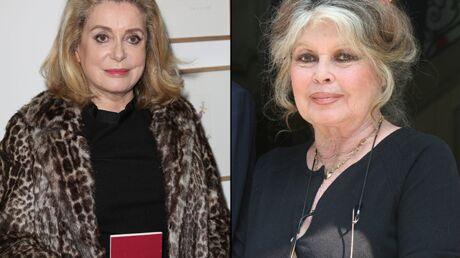 Brigitte Bardot clashe Catherine Deneuve «et ses fourrures»