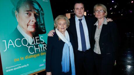 VIDEO Jacques Chirac: son petit-fils Martin ému pour l'expo dédiée à l'ex-président