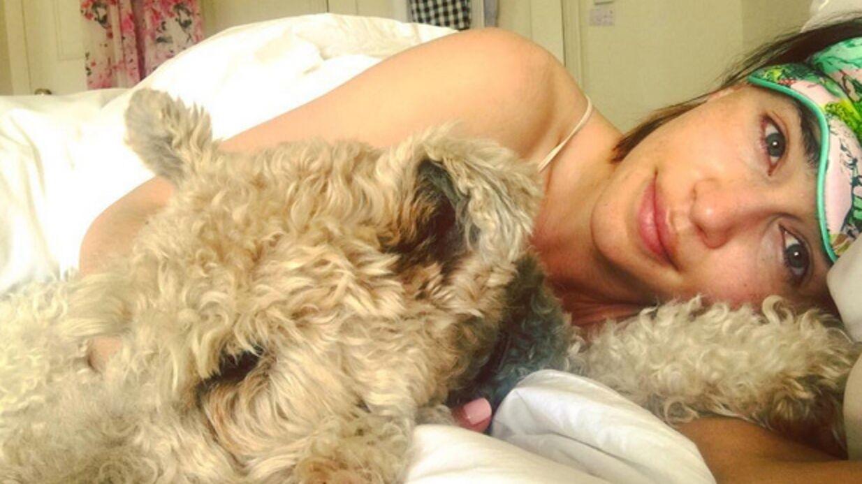 Emilia Clarke (Game of Thrones) poste une photo d'elle au réveil sans maquillage, elle est canon
