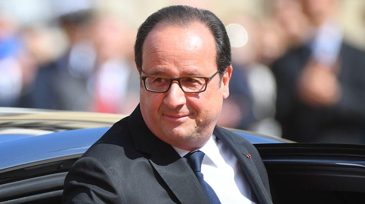 François Hollande fait la promotion d'un petit club de foot (en vidéo)