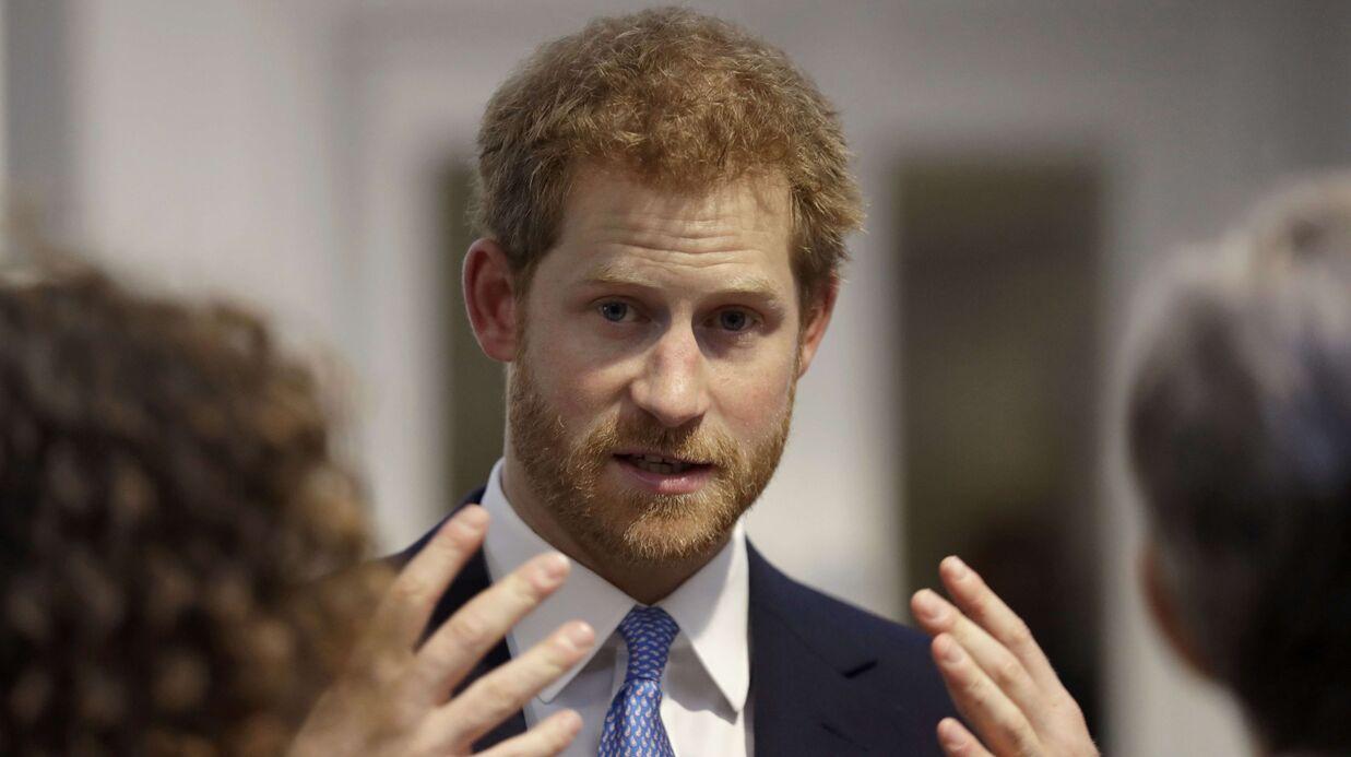 Le prince Harry souffrait de crises d'angoisse en public: comment les dissimulait-il?