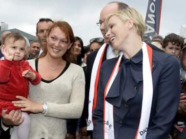 En visite en Corse, Charlène de Monaco se montre très maternelle
