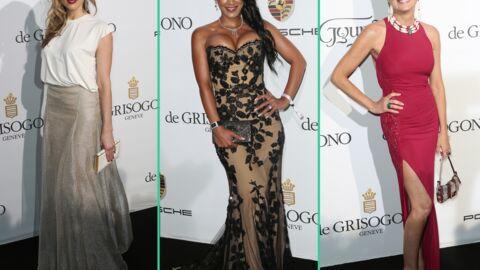 PHOTOS Cannes: Ayem sexy et glam à la soirée De Grisogono, Amber Heard sublime