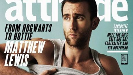 PHOTOS Matthew Lewis : Neville Londubat d'Harry Potter est devenu un Apollon