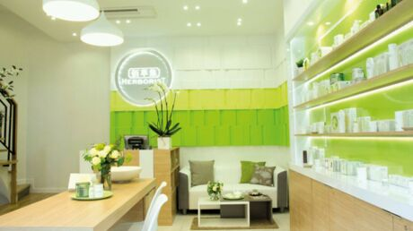 Herborist ouvre sa première boutique à Paris