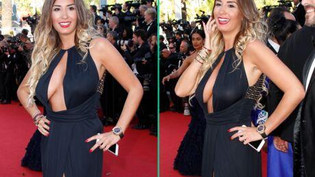 PHOTOS Cannes 2015: Martika, l'ex-candidate du Bachelor, ose une tenue très hot