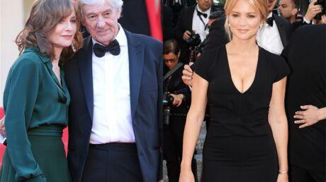PHOTOS Cannes 2016: décolleté sexy pour Virginie Efira, Isabelle Huppert très classe