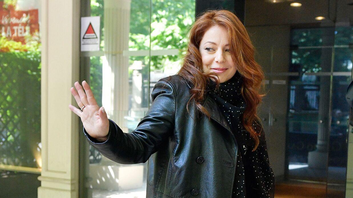 Isabelle Boulay confie que vieillir ne l'inquiète pas plus que ça
