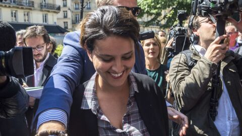 VIDEO Najat Vallaud-Belkacem recadre Vanessa Burggraf en direct sur le plateau d'ONPC