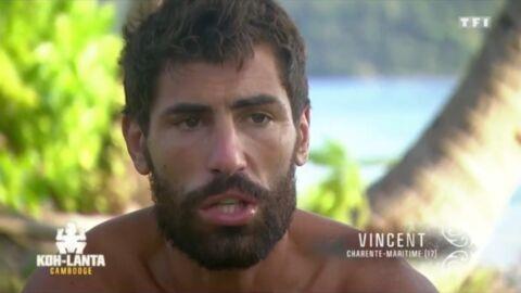 Vincent (Koh-Lanta) se confie sur les kilos en trop qu'il a pris après le jeu