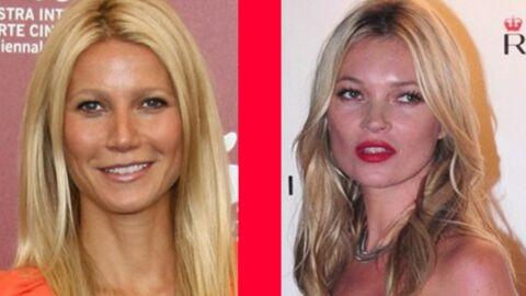 Gwyneth Paltrow et Kate Moss se disputent à Mexico