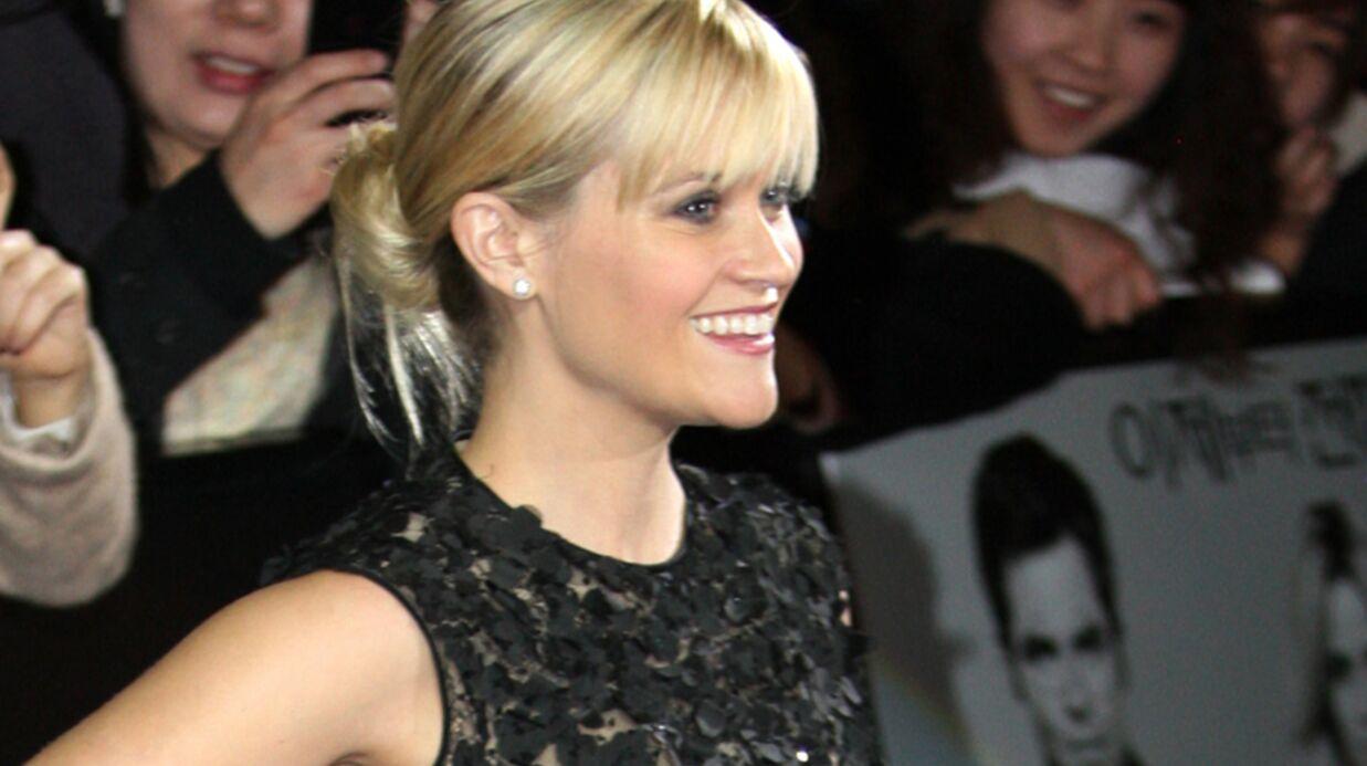 Reese Witherspoon officiellement enceinte de son troisième enfant