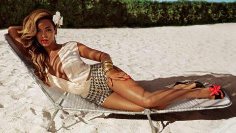 PHOTO Beyoncé sexy pour la nouvelle campagne H&M