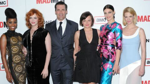 DIAPO Le casting de Mad Men délaisse le style 60's pour lancer la saison 6