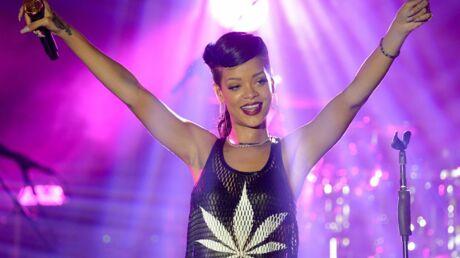 Rihanna: de la drogue trouvée dans ses bus de tournée