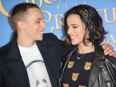 Alizée et Grégoire Lyonnet fous amoureux à l'avant-première de Clochette