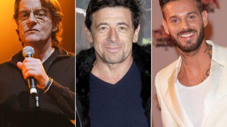 DIAPO Francis Cabrel, Patrick Bruel, M Pokora… quel look avaient ces chanteurs français à leurs débuts?