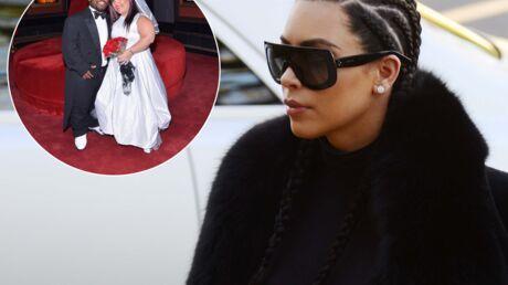 Kim Kardashian rend hommage à son sosie de petite taille, décédé ce week-end