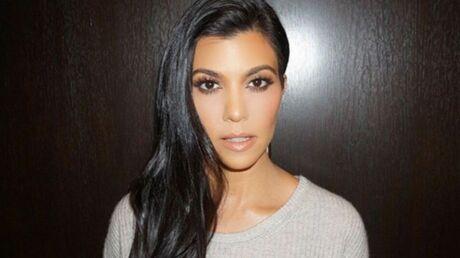 PHOTO Kourtney Kardashian publie une photo très sexy de ses fesses