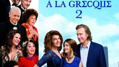 Jeu concours – Tentez de gagner des places pour Mariage à la grecque 2 avec Voici.fr