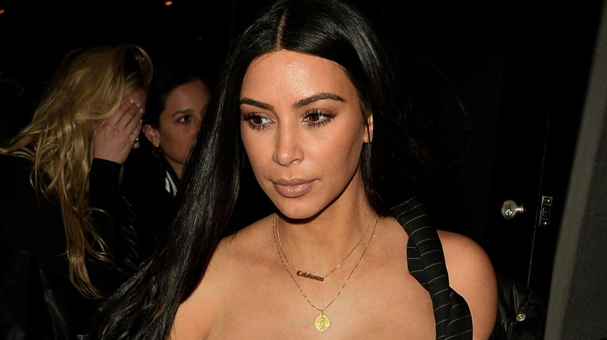 Kim Kardashian pleure toujours en repensant à son agression