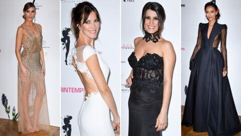 PHOTOS Les Miss France et Karine Ferri très sexy au gala des Bonnes Fées