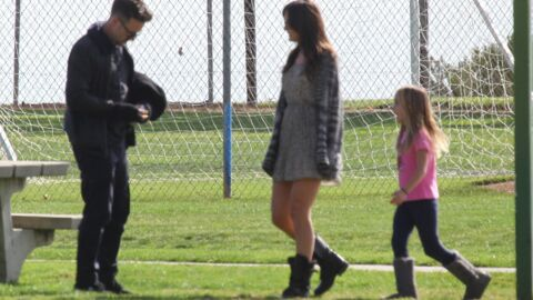 PHOTOS David Arquette présente sa petite amie à sa fille