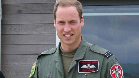 Des photos du prince William mettent le secret défense en danger