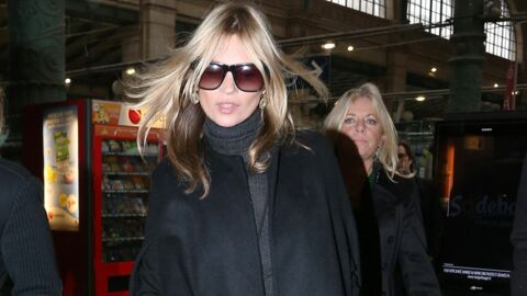 LOOK Kate Moss, le chic parisien pour l'automne